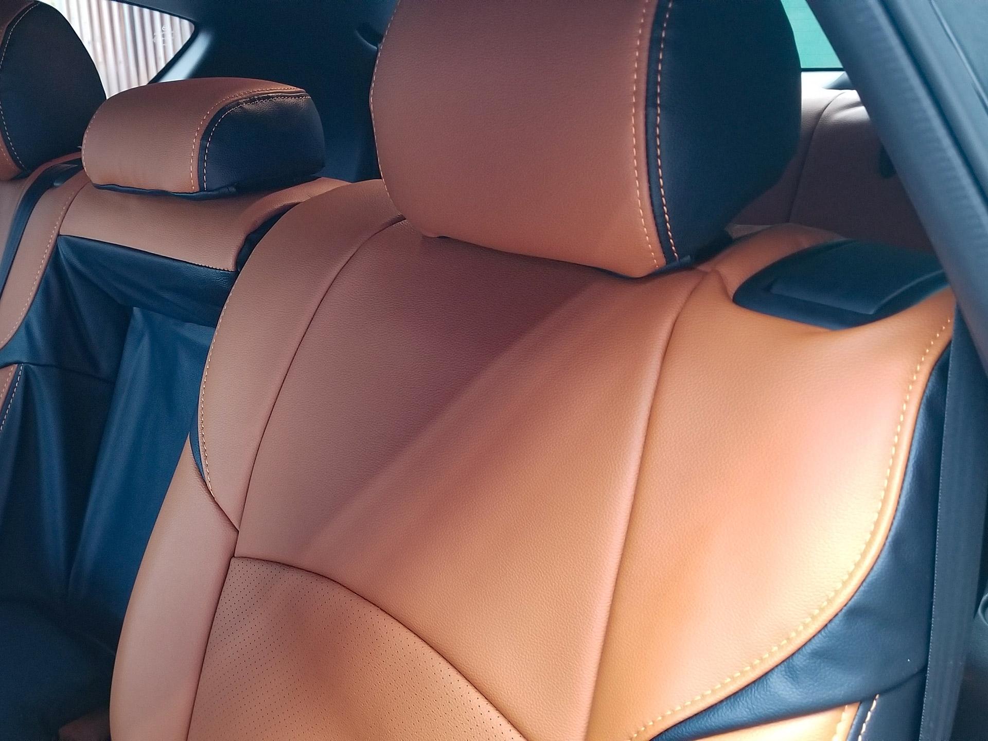 Refinad Harmonious Leather Series