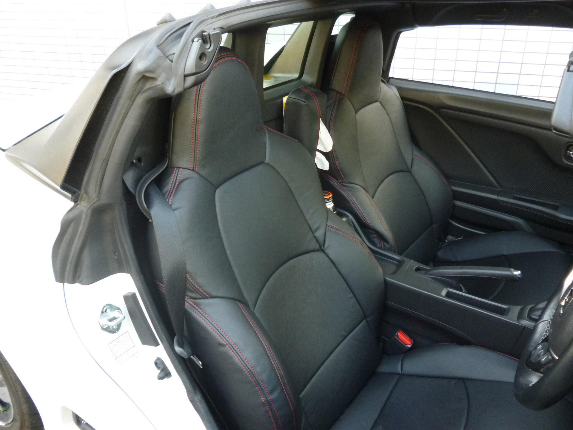 Refinad Leather SeriesホンダS660
