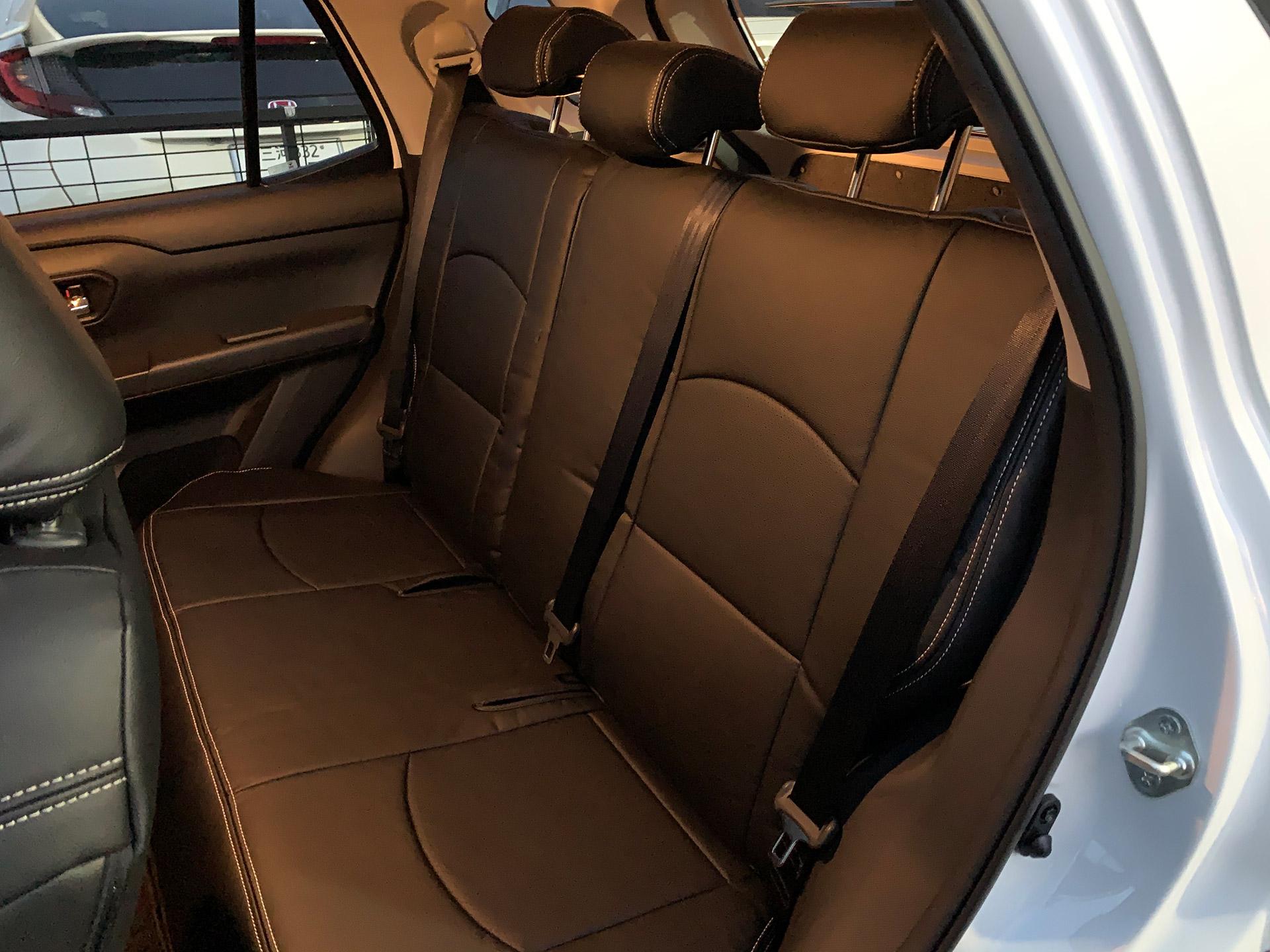 Refinad Leather Seriesライズ