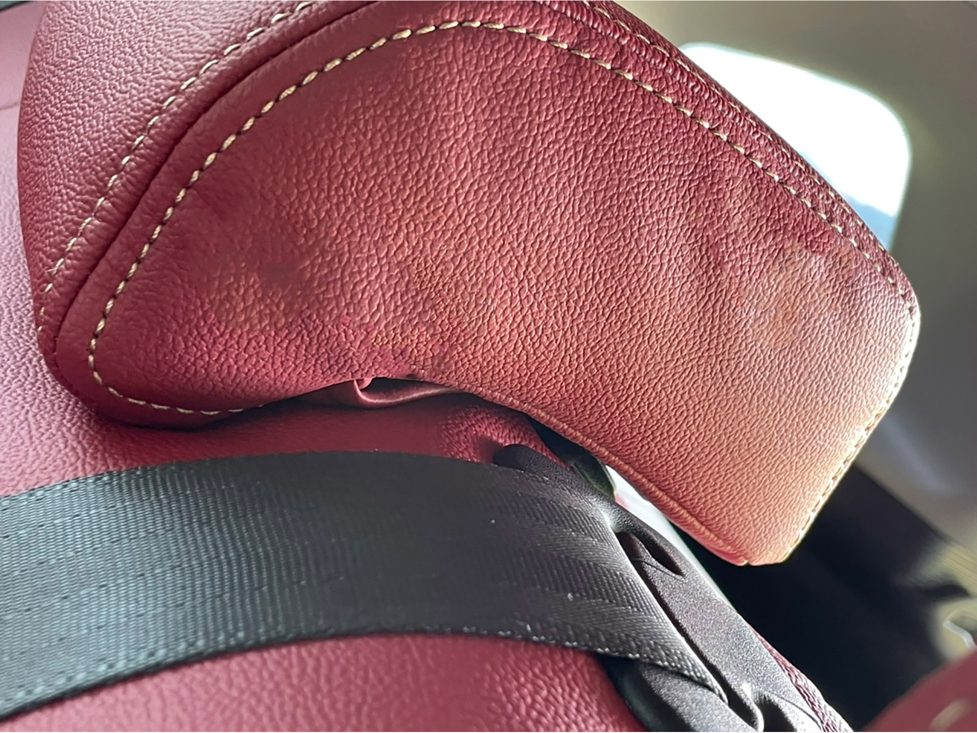 Refinad Leather Deluxe Series